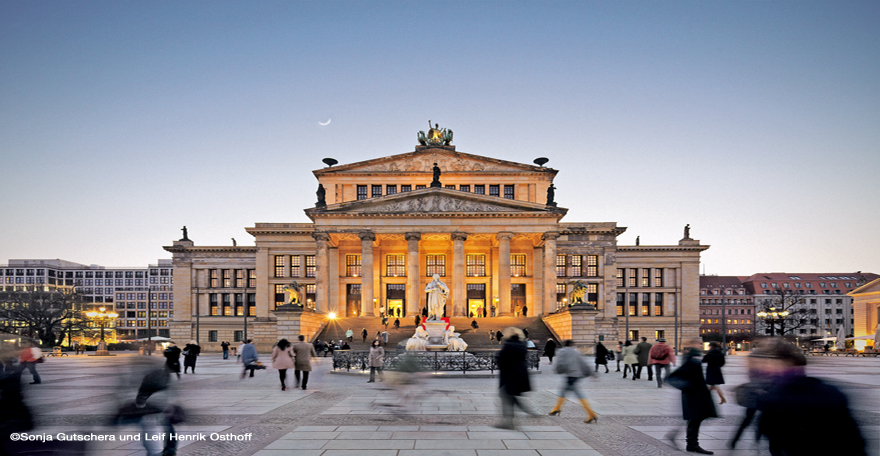 Konzerthaus fertig