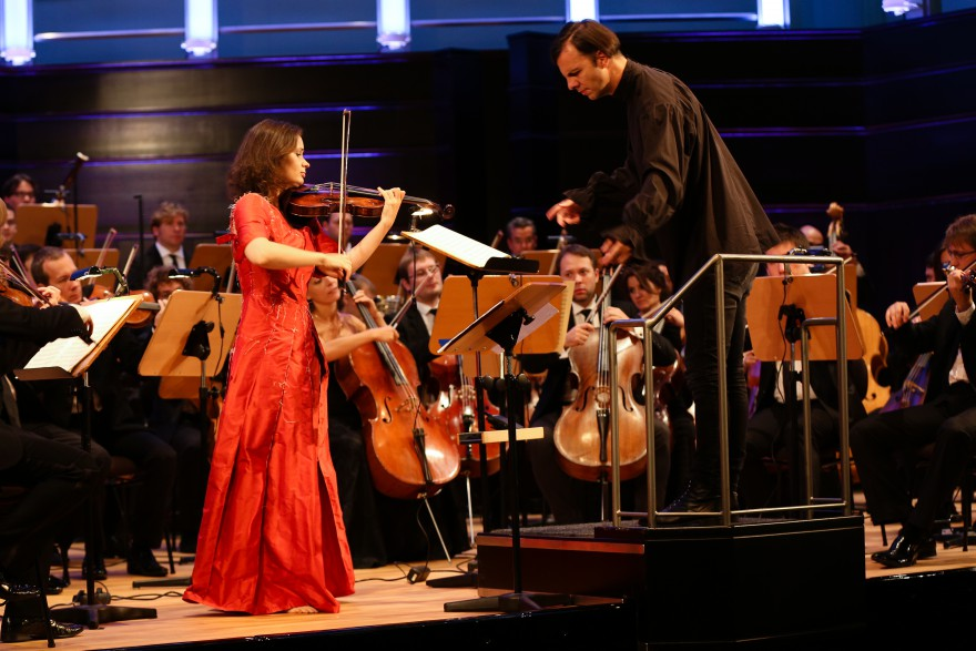 Patricia Kopatchinskaja & Teodor Currentzis