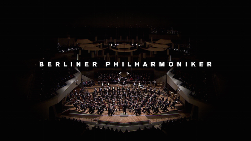 Trailer Berliner Philharmoniker