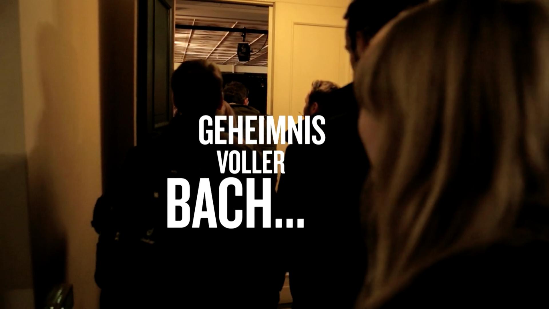 geheimnisvoller Bach