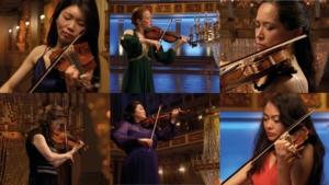 #konzertZUhaus: Bach's Sonatas and Partitas for Violin Solo