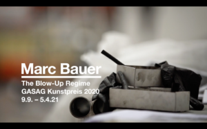 Marc Bauer: The Blow-Up Regime