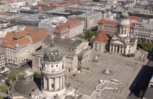 Geheimnisvolle Orte: Gendarmenmarkt - always classical, yet ever-changing